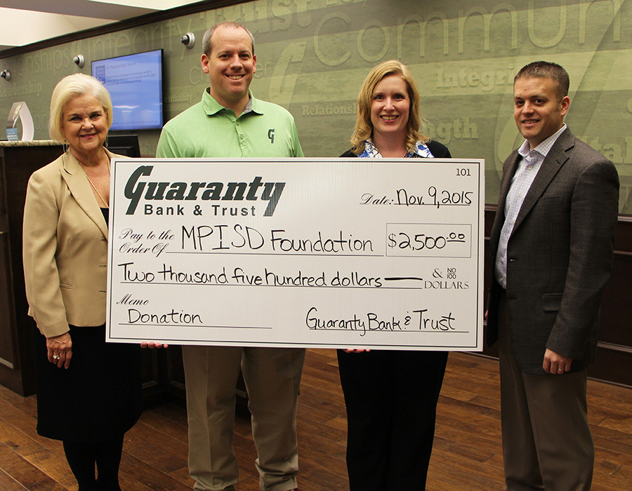 Guaranty Donation