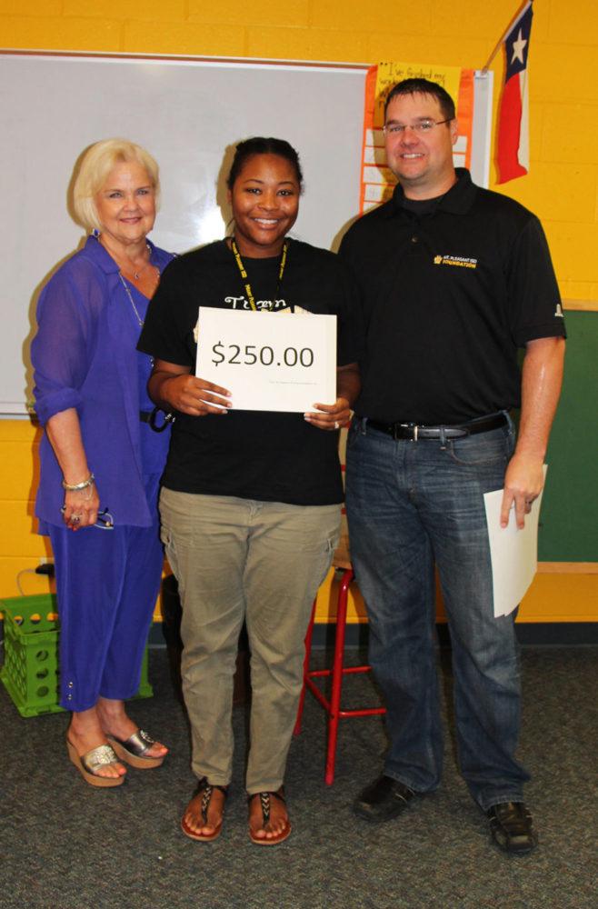 Frances Corprew Elementary Grants